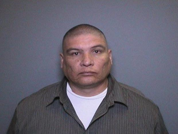Juan Rodriguez's booking photo. (Courtesy of the Orange County District Attorney's Office)