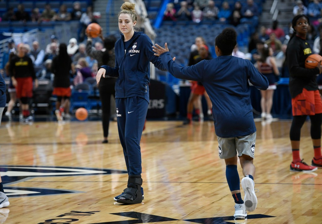 Miller: Katie Lou Samuelson and No. 1 UConn bring more ...