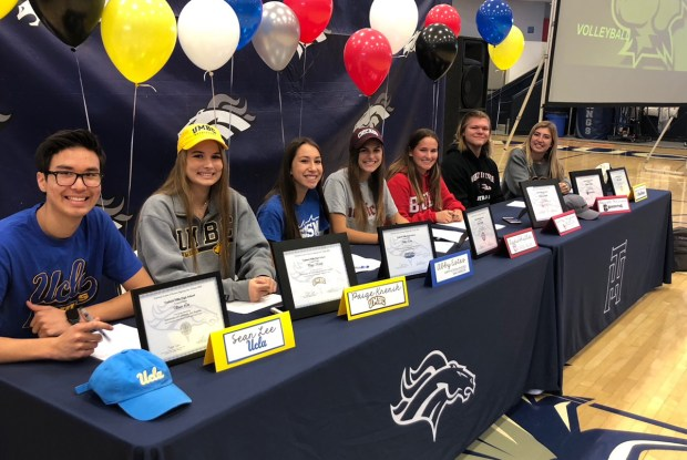 OCVarsity's reader-submitted photos from National Signing ...