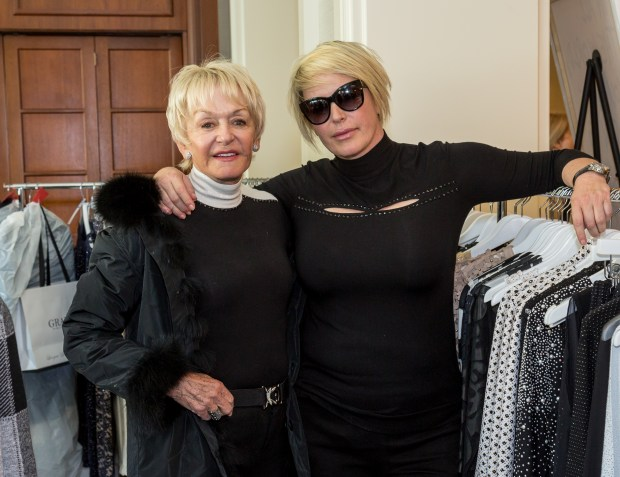 Marie Gray and Kelly Gray of Grayse