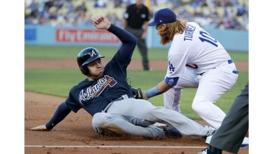 Image result for braves dodgers