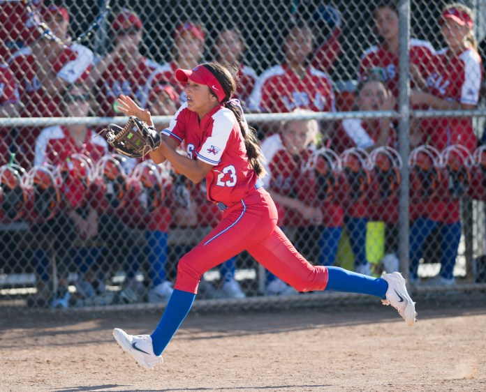 SOFTBALL:  Griffins get ready for Tournament of Chamions