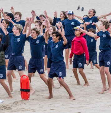 REGISTER:  Seal Beach Junior Lifeguards shape up for summer