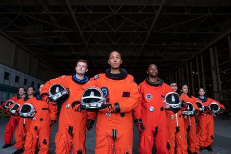 Space Force Netflix recensie