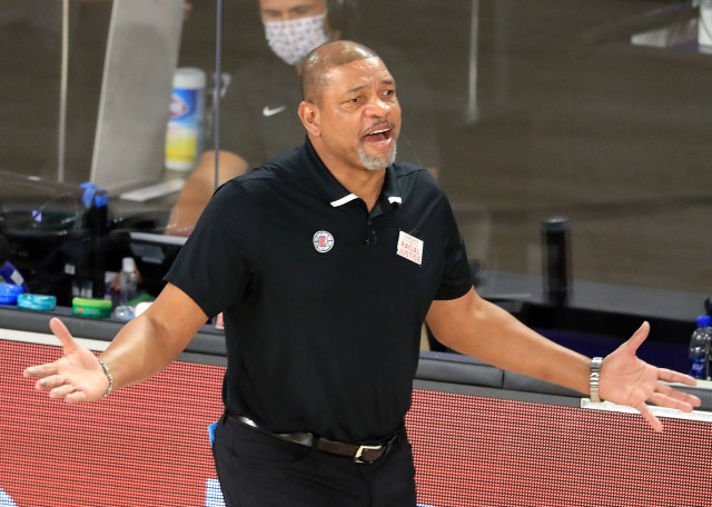 Doc Rivers ousted from Clippers, social media reacts to shocking decision –  Orange County Register
