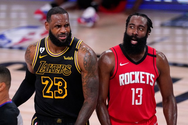 Lakers vs. Rockets live updates: Game 3 from the NBA bubble – Orange County  Register