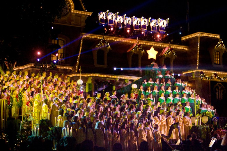 Christmas Events Orange County 2020 Disneyland cancels Candlelight Processional as coronavirus