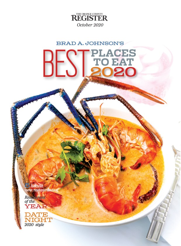 Restaurants Open Christmas Day Orange County 2020 Where to eat in Orange County in 2020: A guide to the best places