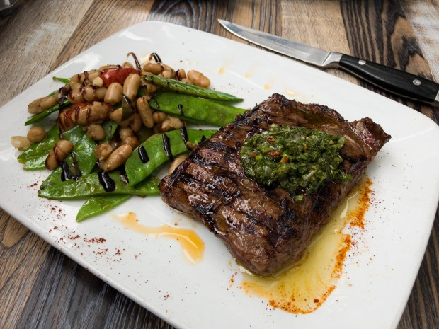 Wood-grilled ribeye cap at Maro in Laguna Beach (Photo by Brad A. Johnson, Orange County Register/SCNG)