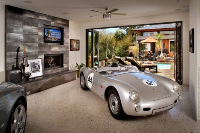 A custom home with a 'man cave' twist – Orange County Register