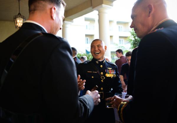 Whiting Marine Mess Night Bonds Warriors Community