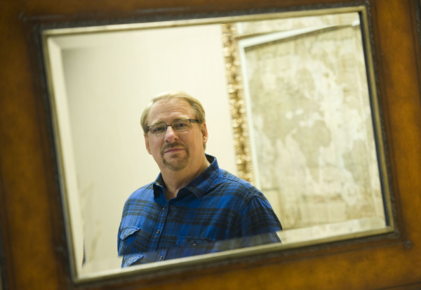 Rick Warren's best-seller recipe: sincerity, charisma ...