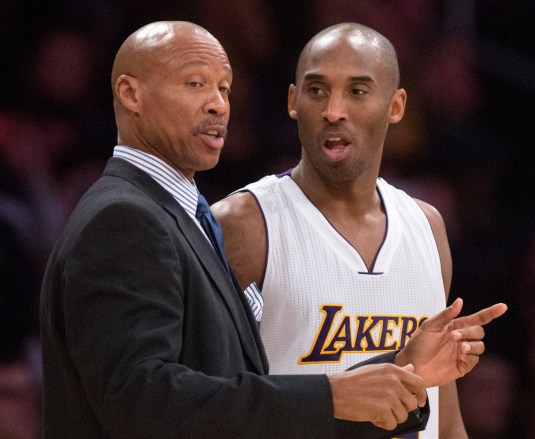 Byron Scott says he and Kobe Bryant will discuss minutes ...
