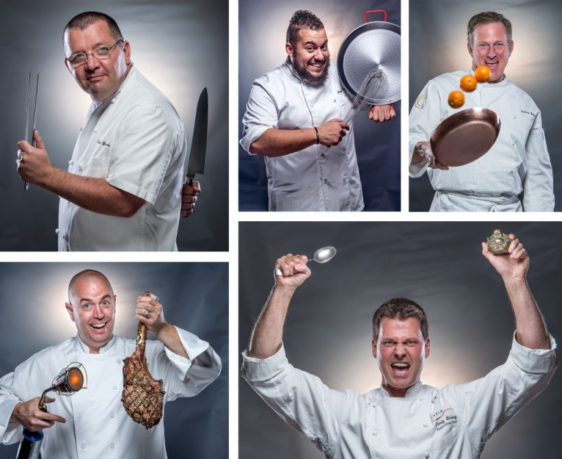 The Fab Five: Are these the best 'Iron Chefs' in Orange ...