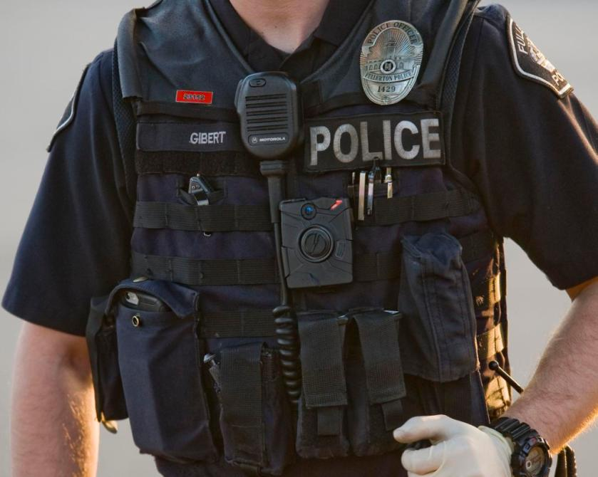 Tustin Police Department Studies Body Cameras Orange