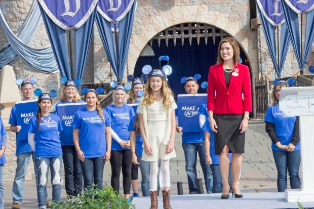 VIDEO Disney Doubles Make A Wish Donation Due To Success Of ShareYourEars Orange County Register