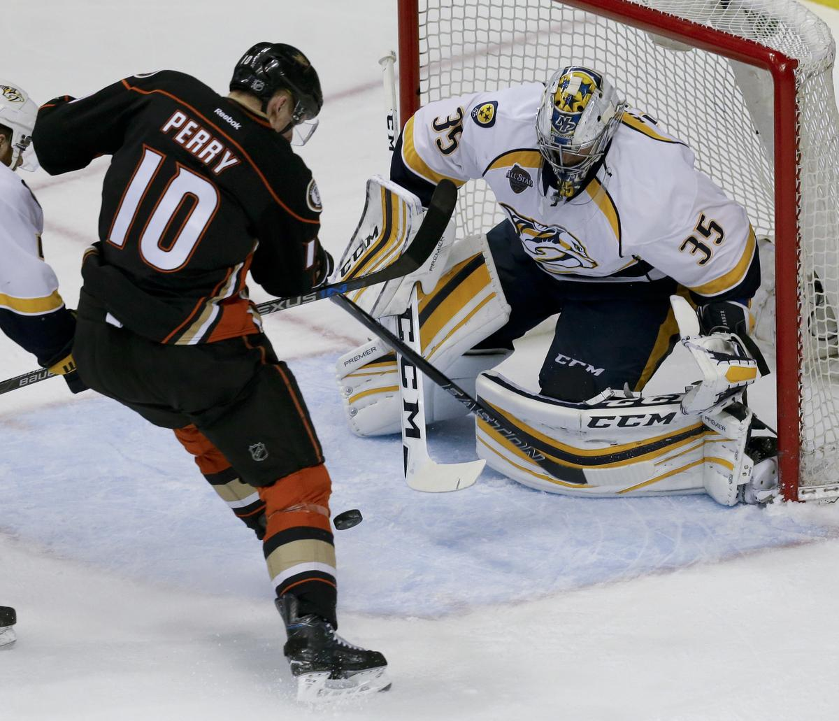 Image result for corey perry predators