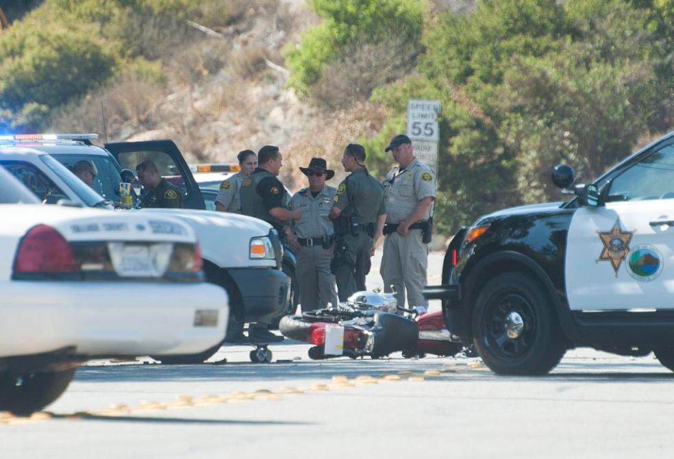 Motorcyclist killed in Santiago Canyon crash – Orange ...
