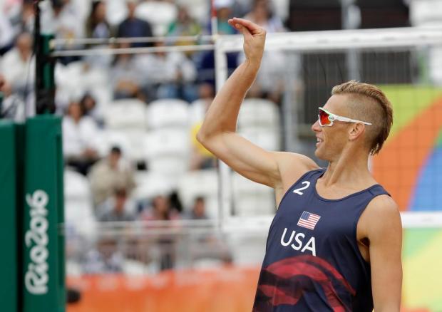 Olympics beach volleyball: O.C.'s Jake Gibb, Casey ...