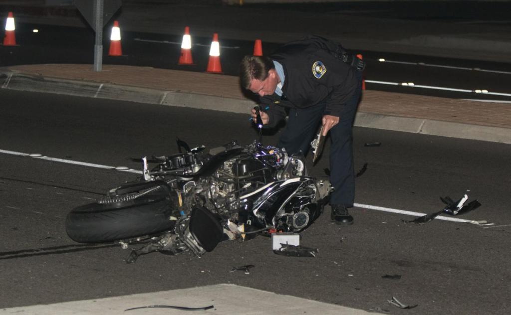 Updated: Motorcyclist died after Anaheim crash – Orange ...