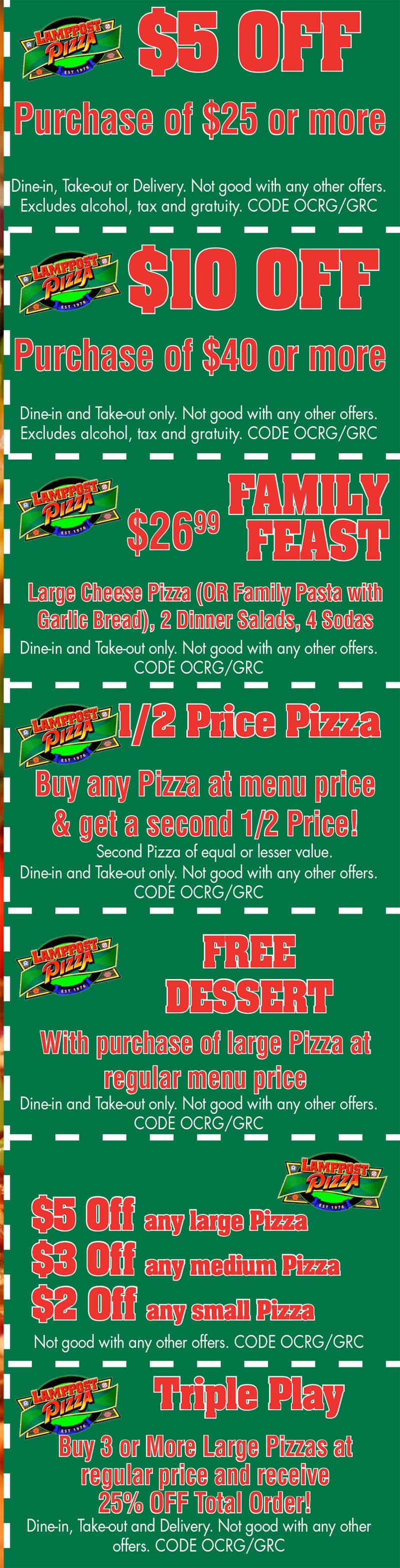 Pizza Restaurant Website Wordpress