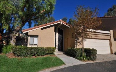 Mission Viejo 2 Bed 2 Bath Townhome