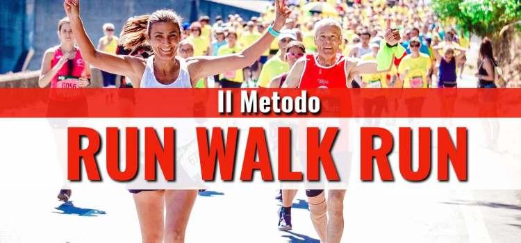 Il Metodo –  Run Walk Run