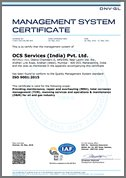 ISO Certification (India)