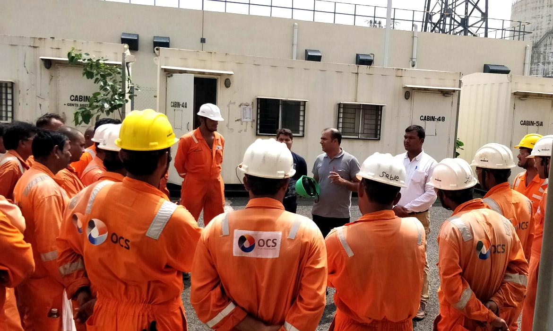 OCS Services QHSSE