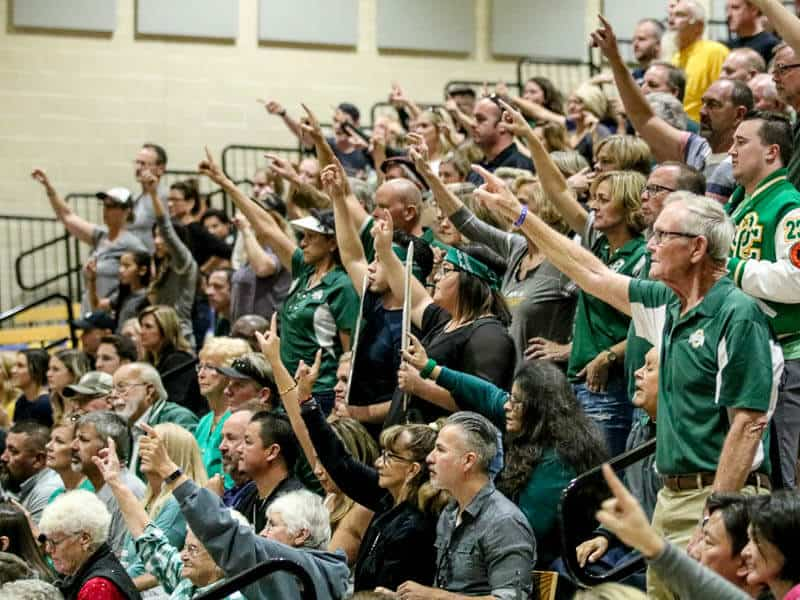 Ontario Christian's community is vibrant and supportive