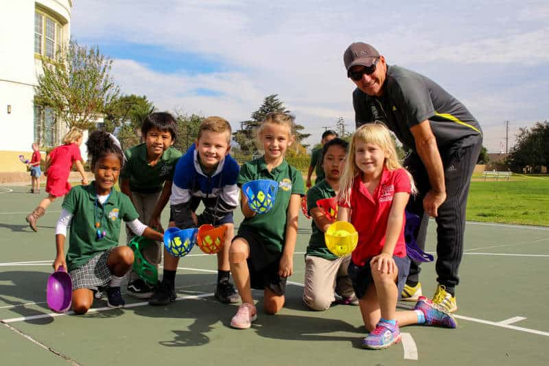 Ontario Christian elementary students enjoy enrichment courses in physical education