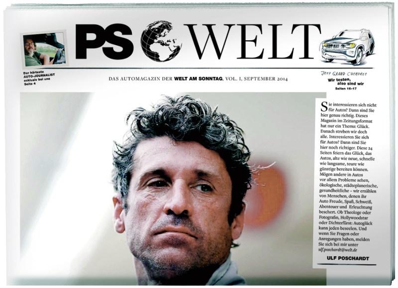 Eine Ausgabe der PS Welt