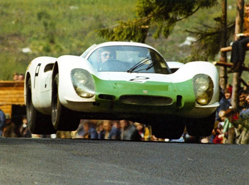Porsche 907 Daytona 1968
