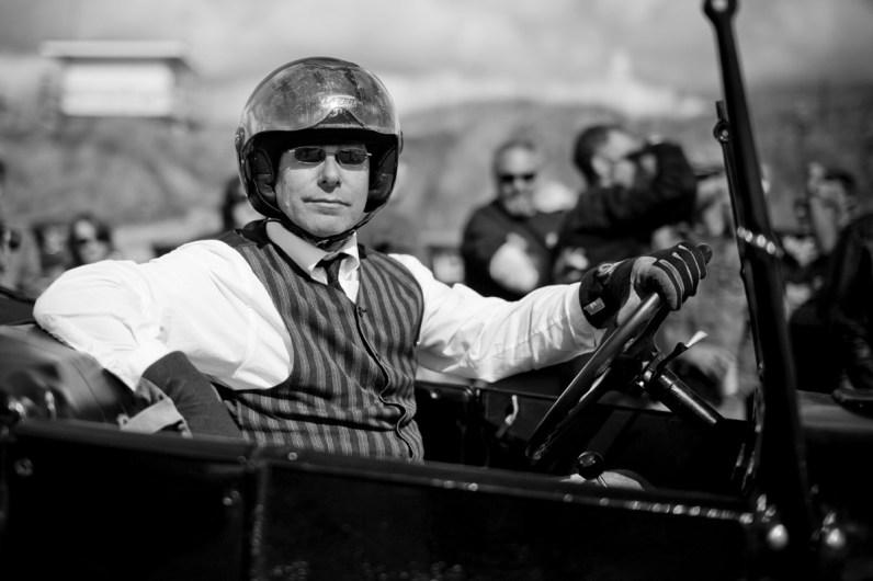 Impressionen von den Pendine Sands Hot Rod Races.