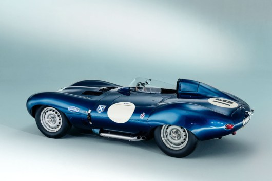 Octane Magazin 10 Jaguar C Type Ecurie 1956 Jaguar D Type Sports Racing Two Seater Rear