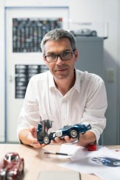 Markus Mohn, Geschäftsführer von CMC-Modelcars