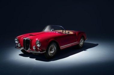 #38, Lancia, Aurelia, B24 Spider