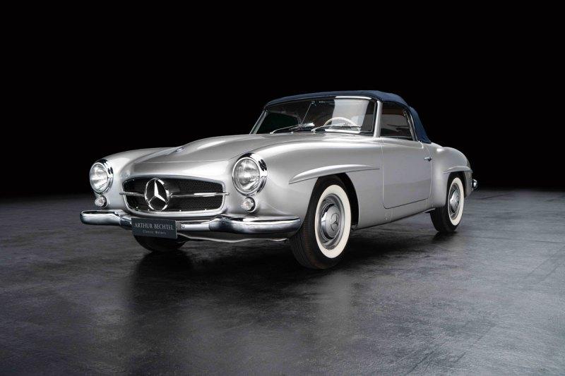 Octane, Edition #2, Faszination Mercedes, Mercedes-Benz, 190SL