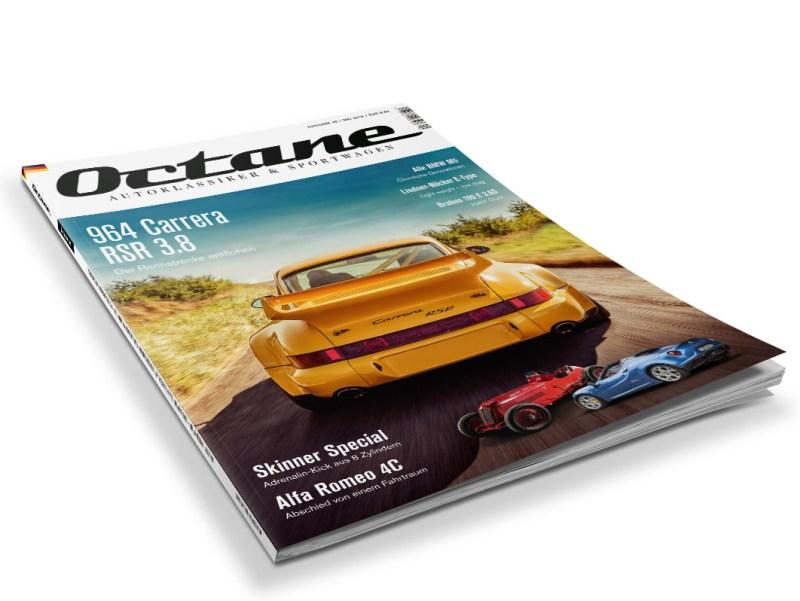 #40, Porsche, 964 Carrera RSR 3.8, Fahrmaschine