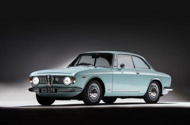 Alfa Romeo, Typ 105, Giulia GT, Bertone