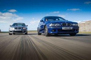 Octane Magazin BMW M5 SCP8339 New