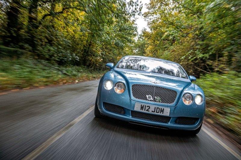 Bentley, Continental GT, Luxus, Schnäppchen
