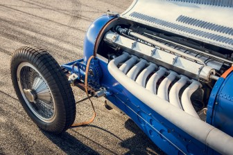 Bugatti Type 59 Photo: James Lipman