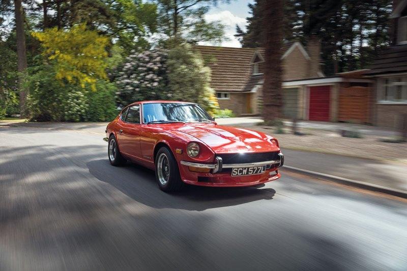#21, Datsun, Fairlady, 240 Z