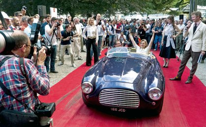 #33, Ferrari 166, Touring, Barchetta, Agnelli