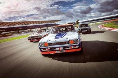#21, Ford, Capri, Willie Green, Silverstone