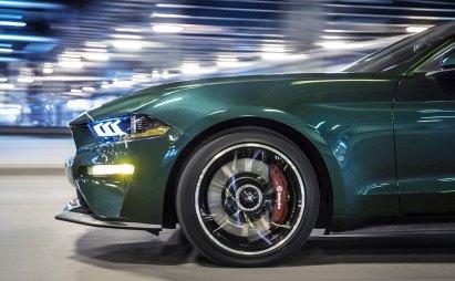Octane Magazin Ford Mustang Bullitt Bullitt 28 HR