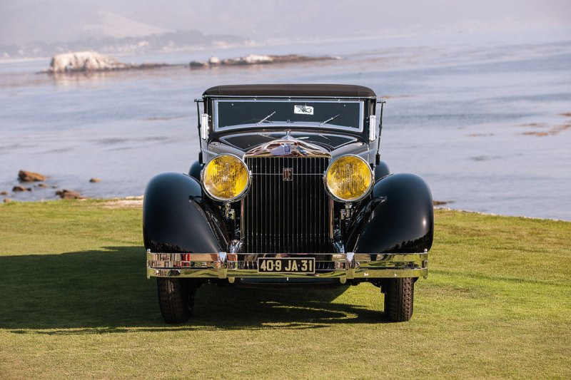 #21, Isotta-Fraschini, Pebble Beach
