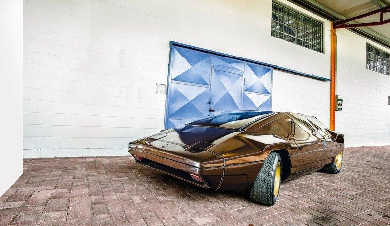 #22, Lancia, Sibilo, Konzeptauto, Bertone, Gandini