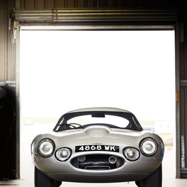 #40, Jaguar, E-Type, Lightweight, Low Drag, Peter Lindner, Peter Nöcker